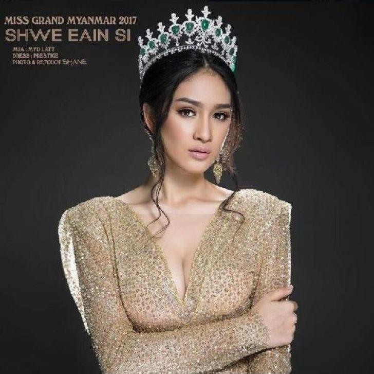 Myanmar Güzellik Kraliçesinin Tacı Paylaştığı Videodan Sonra Geri Alındı