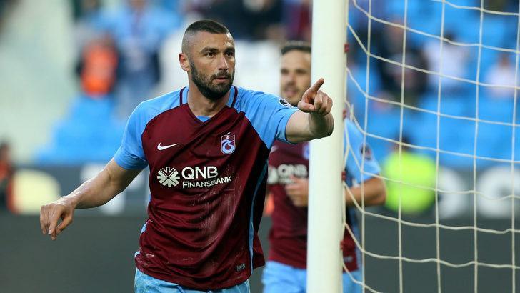 Burak Yılmaz, Trabzonspor taraftarından özür diledi