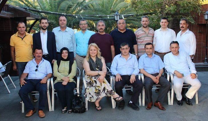 Ergab Başkanı Sedat Sevim, Çalışan Gazetecilerin Gününü Kutladı