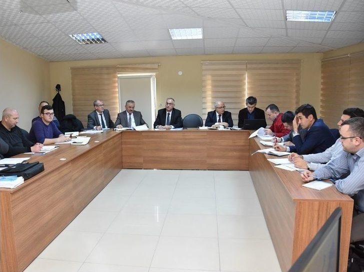 Altyapı Çalışmaları Koordinasyon Toplantısı