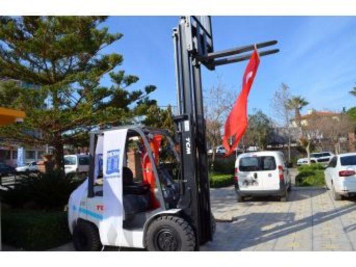 Didim Belediyesi Makine Ekipmanlarını Güçlendiriyor