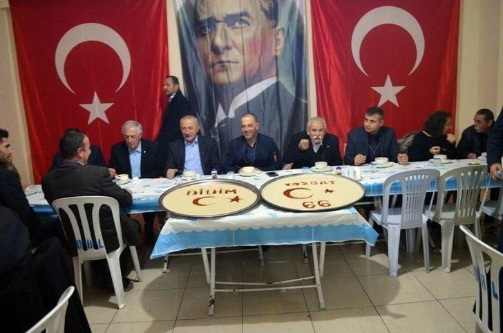 Didim'deki Yozgatlılar Yöresel Yemeklerini Etkinlikle Tanıttı