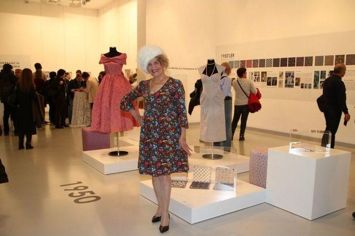 """Çankaya'da """"bir Ulusu Giydirmek: Sümerbank Desenleri"""" Sergisi"""