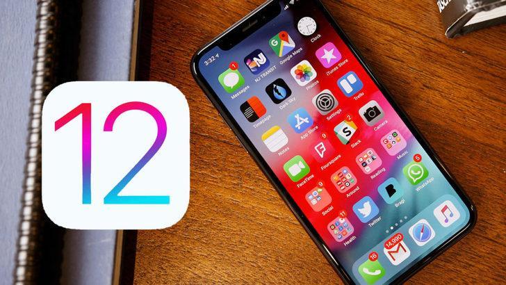 Apple, iOS 12 güncellemesi için tarih verdi