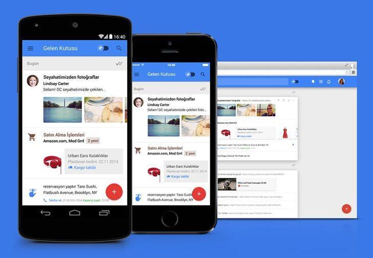 Google Inbox uygulaması tarih oluyor