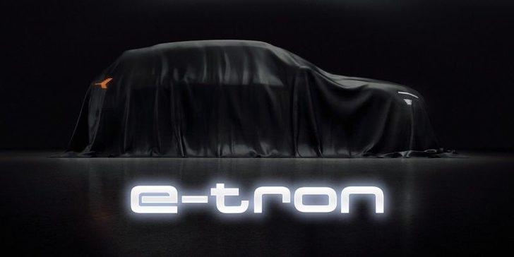 Audi e-tron ile Tesla'yı evinde vuracak!