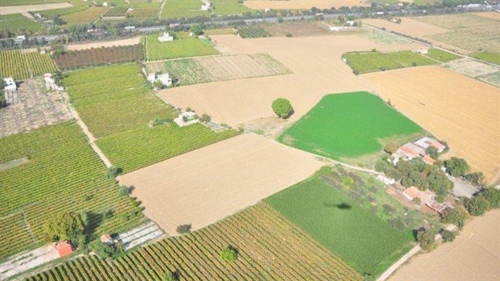Hazine arazileri yarı bedelle çiftçilere kiralanacak