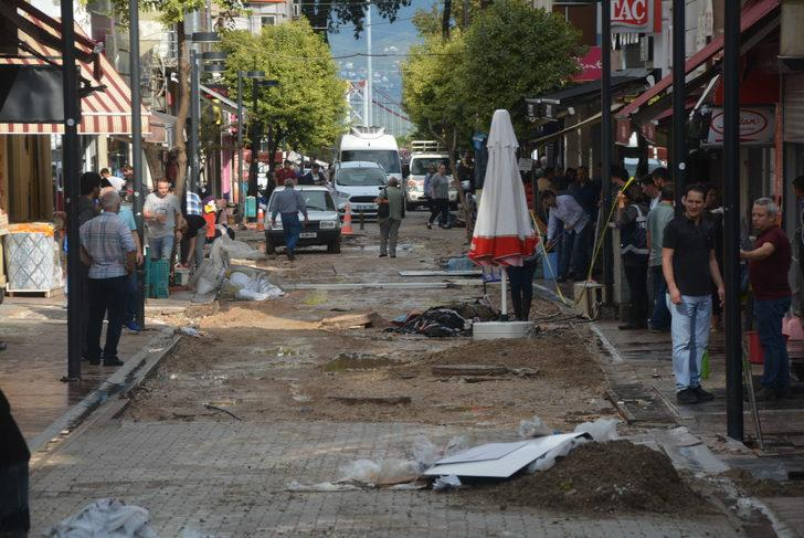 Selin vurduğu Bandırma'daki hasar gün ağarınca ortaya çıktı