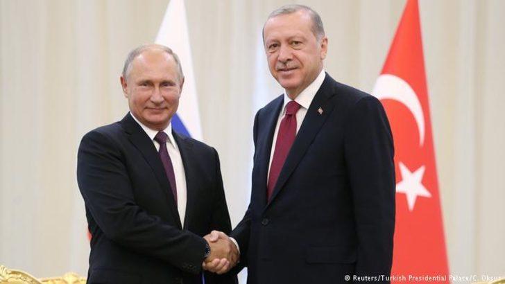 Erdoğan ve Putin İdlib'i konuşacak