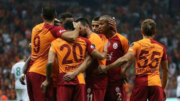 Galatasaray Belhanda için Al Ahli ile pazarlık halinde!