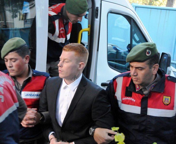 Dövmeli pişkin teröristin cezası belli oldu