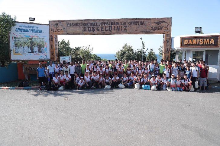 Gençlik Kampı 3'üncü yılında 3 bin genci ağırladı