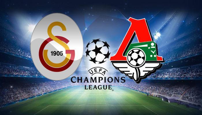 Lokomotiv Moskova Galatasaray Şampiyonlar Ligi maçı ne zaman saat kaçta hangi kanalda 56