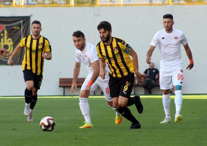 İstanbulspor 1 - 1 Adanaspor