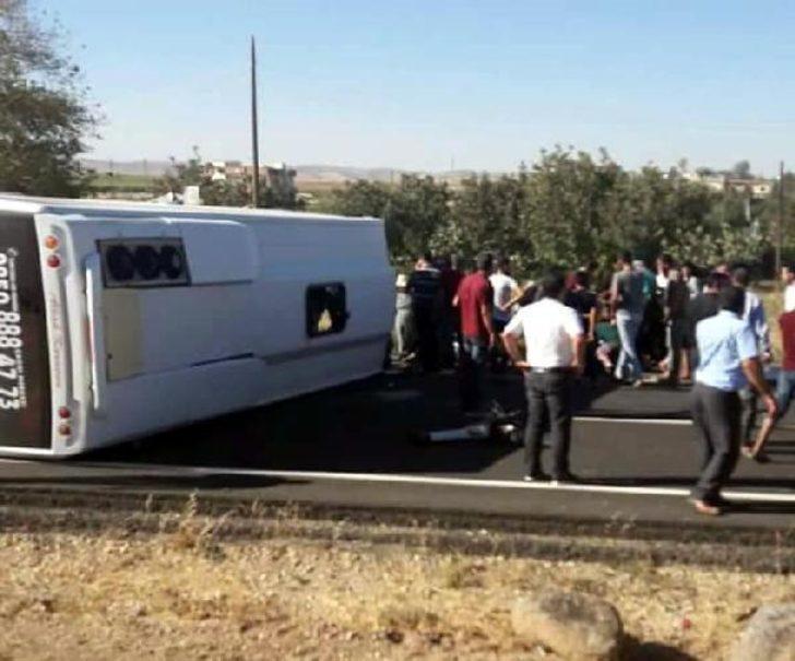 Korkunç kaza! Çok sayıda yaralı var