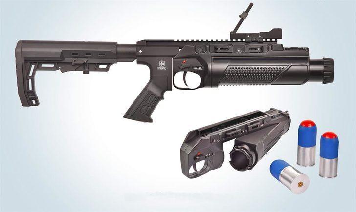 TSK'ya yeni yerli silah!