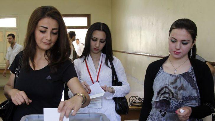 Suriye'de Yerel Seçimler
