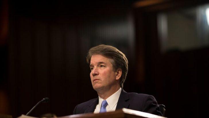 Kavanaugh'u Suçlayan Kadın Washington Post'a Konuştu