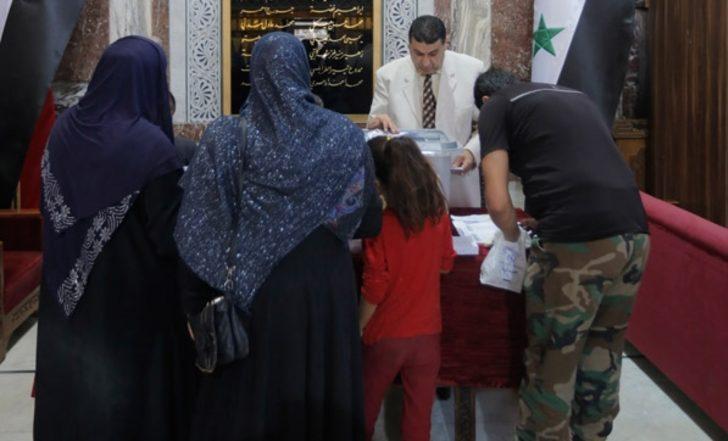 Suriye'de 7 yıl aradan sonra ilk kez yerel seçim düzenlendi