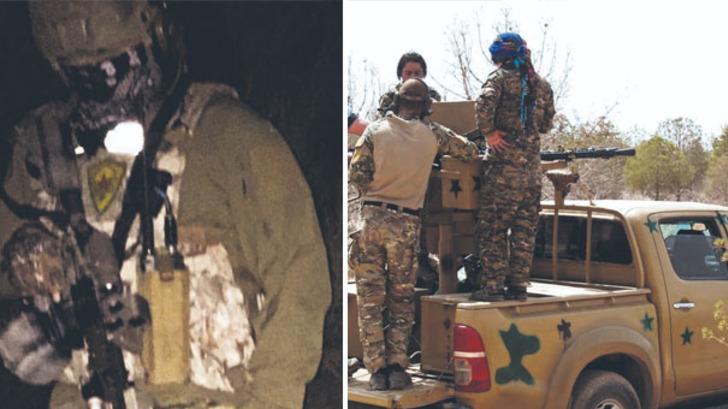 ABD'den terör örgütü PKK'ya özel ordu