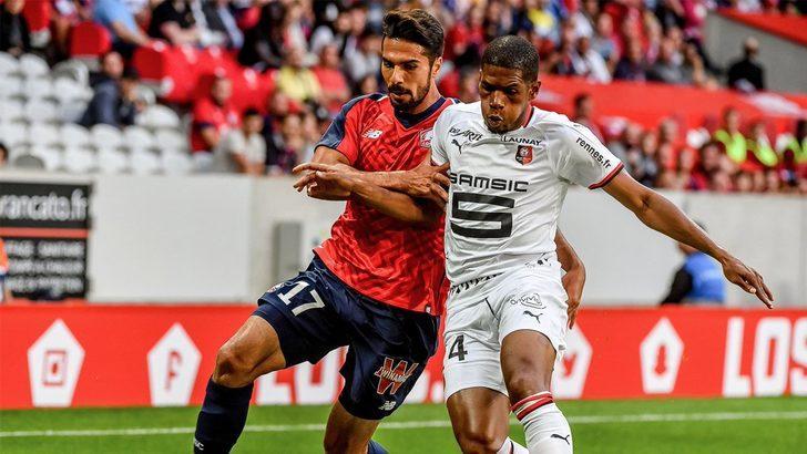 Mehmet Zeki Çelik, Ligue 1'de 5. haftanın en iyi 11'ine seçildi!