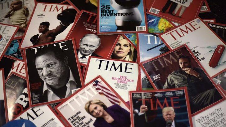 """TIME dergisinin """"Dünyanın en etkili 100 kişisi"""" listesindeki tek Türk"""