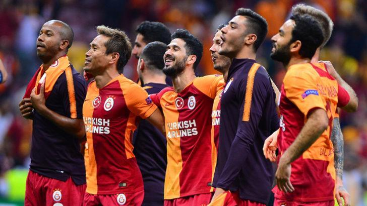 Galatasaray 2.7 milyon Euro'yu kasasına koymayı başardı