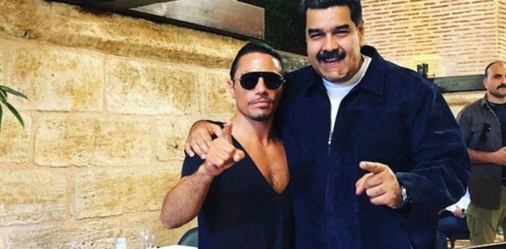 Kendini böyle savundu: Bana 'Sultan Maduro' diyorlar