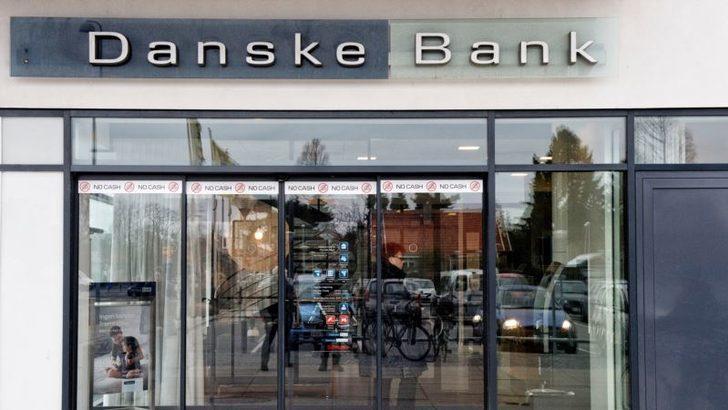 Danimarka Bankasında 200 Milyar Dolarlık Para Aklama Şüphesi