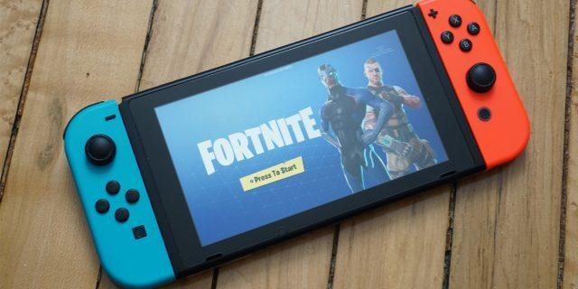 Switch Fortnite Bundle satışa çıkıyor