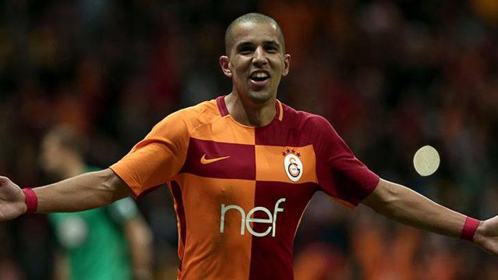 Sofiane Feghouli Galatasaray'ı takibi bıraktı