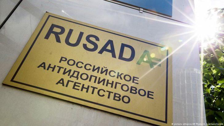 WADA verzichtet auf Sanktionen gegen RUSADA