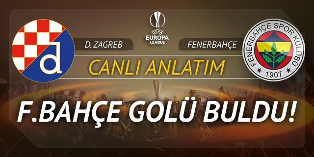 Dinamo Zagreb - Fenerbahçe | CANLI YAYIN