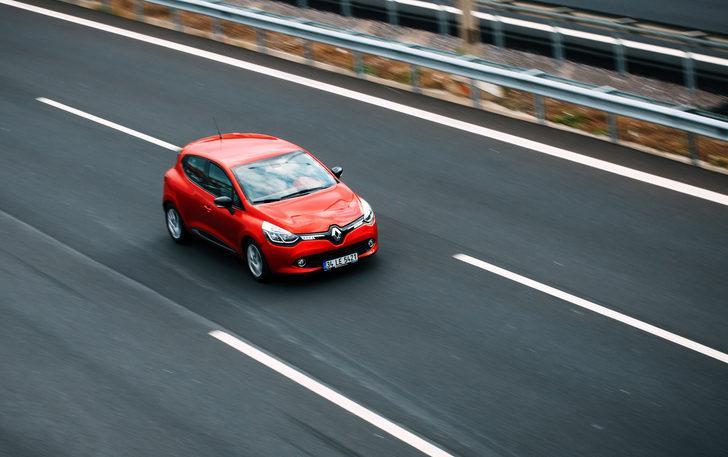 Renault'dan 30 bin TL peşinat ve bin 500 TL'den başlayan taksit fırsatı