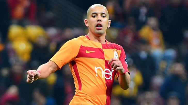 Sofiane Feghouli Galatasaray'dan ayrılmayı düşünmüyor