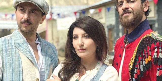 Turkish'i Dondurma'nın başrol oyuncusu Şebnem Bozoklu: Babamın vasiyeti
