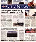 Hürriyet Daily News  Gazetesi oku