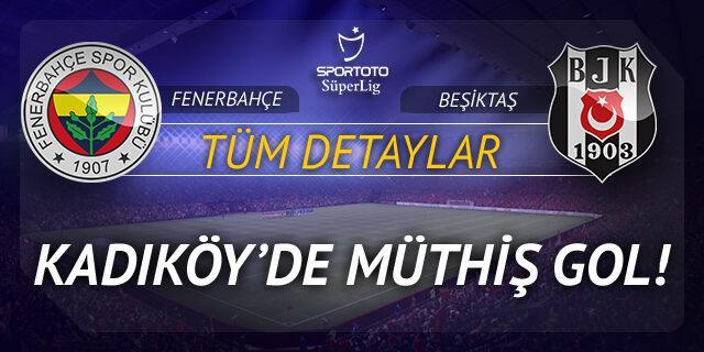 Fenerbahçe - Beşiktaş | CANLI YAYIN