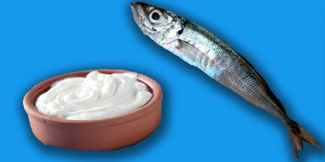 Balık ve yoğurdu birlikte yemek gerçekten zehirler mi?