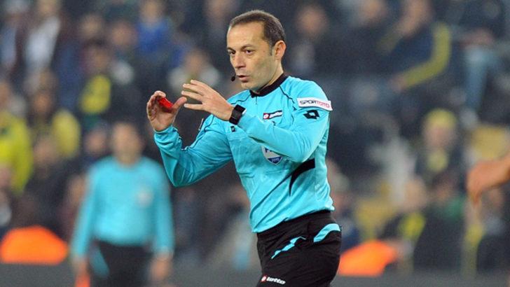 Cüneyt Çakır Al Ittihad - Al Wehda maçını yönetecek