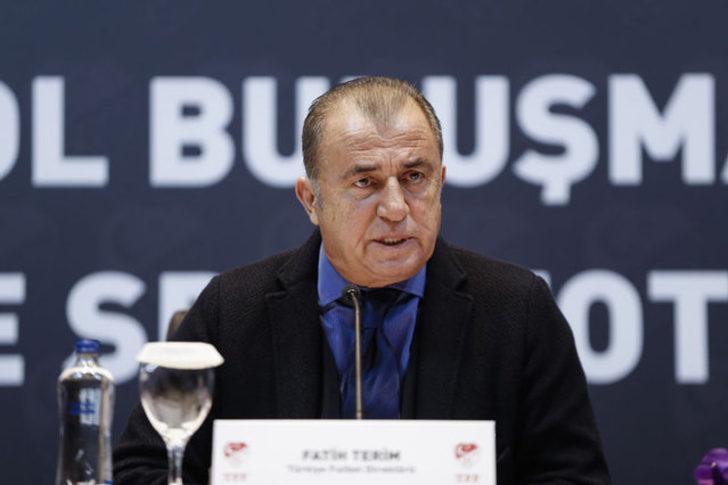Fatih Terim: Kendini Galatasaray'a adamış ve bu ailenin ferdi olmaktan her zaman gurur duymuş birinin GS'den vazgeçeceğine inanmak gerçek dışıdır.