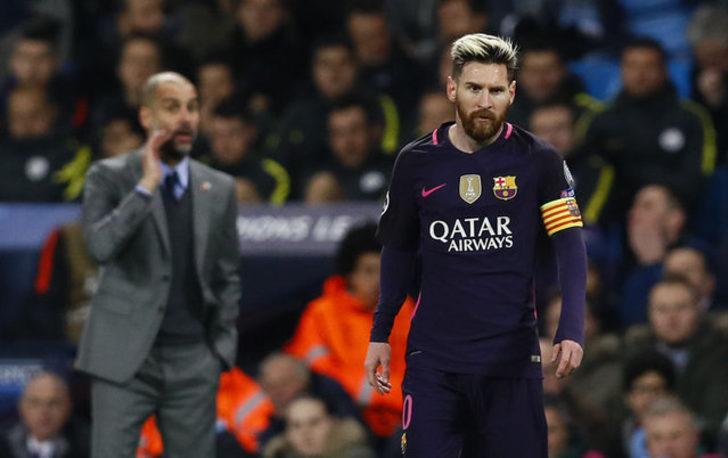 Pep Guardiola: En büyük amacım Messi'yi dünyanın en iyi futbolcusu yapmaktı, ama o beni dünyanın en iyi hocası yaptı.