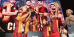 Zula International Cup'un sahibi olan Galatasaray Espor 35 bin dolar kazandı