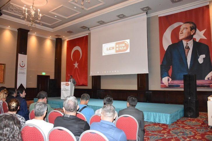 Mardin'de sağlık için toplandılar