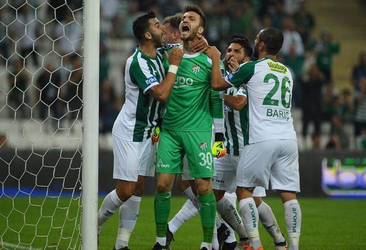 4- Bursaspor 24 PUAN - ŞU ANKİ PUAN DURUMU 10- Bursaspor 19 PUAN
