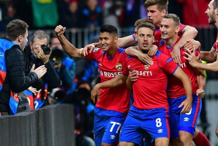 Grubun diğer maçında ise CSKA Moskova sahasında büyük bir sürprize imza attı ve Real Madrid'i 1-0 yendi.