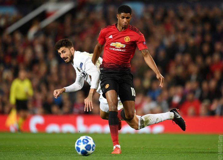 Grubun diğer maçında ise Manchester United evinde Valencia'yla 0-0 berabere kaldı.