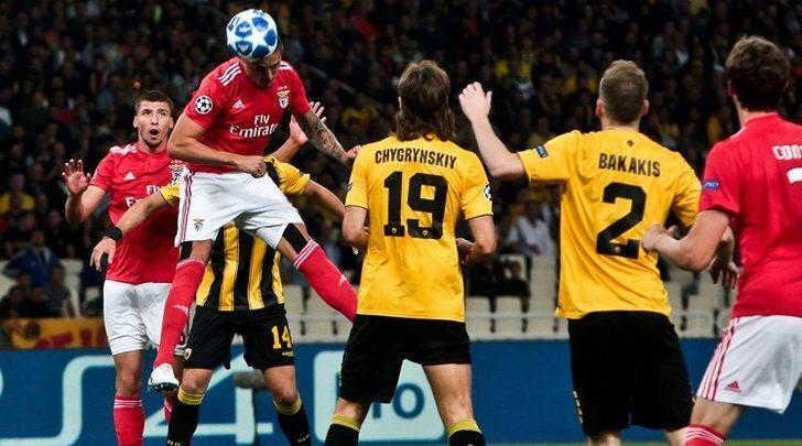 Bu sonuçların ardından Ajax ve Bayern Münih 4'er puanla bir ve ikinci, Benfica 3 puanla üçüncü, puansız AEK ise son sırada yer aldı.