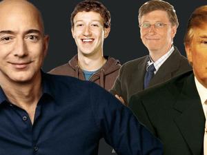 Forbes, 'En Zengin 400 Amerikalı' listesini açıkladı