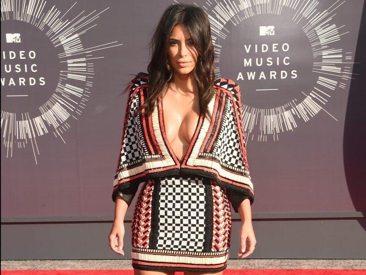 Kim Kardashian Diyetiyle İstediği Görüntüye Kavuştu!